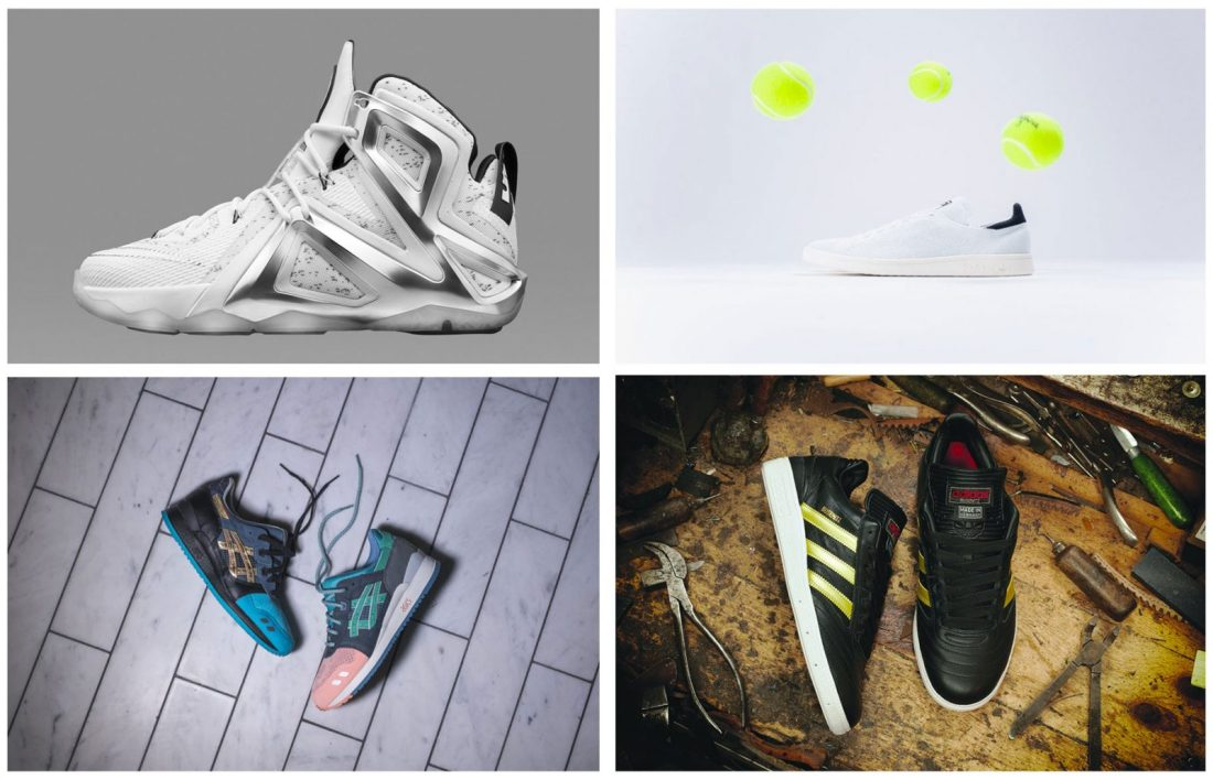 Brandon Edler Top Sneakers 2015