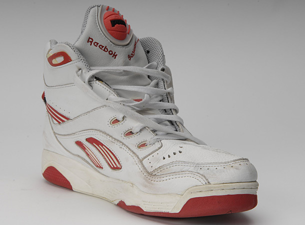 Today in Sneaker History: Free Throws