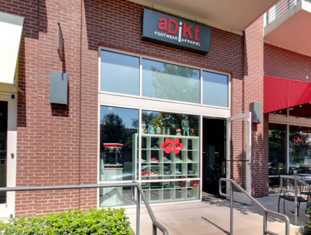 Adikt Footwear Dallas Texas
