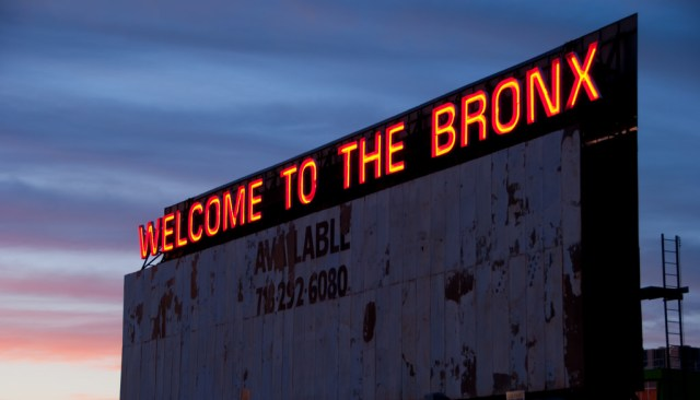 Welcome to The Bronx Jew Man's Sneaker Store