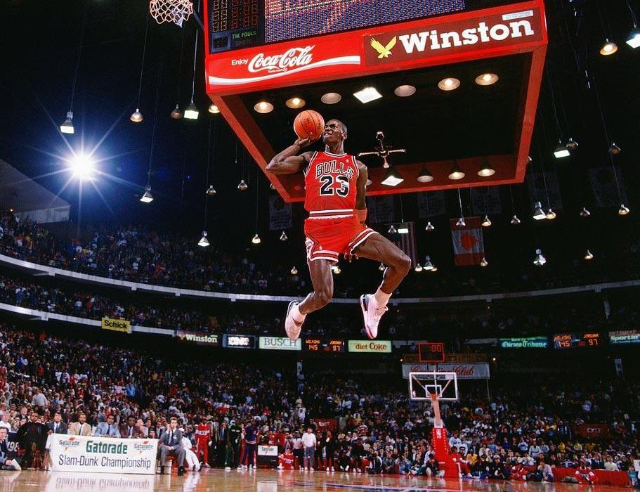 55 Michael Jordan Photos: Revisiting MJ's Greatness For His 55th Birthday