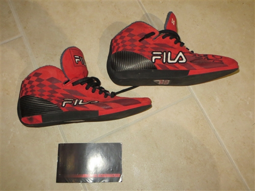 Michael Schumacher FILA Driving Shoes 2002