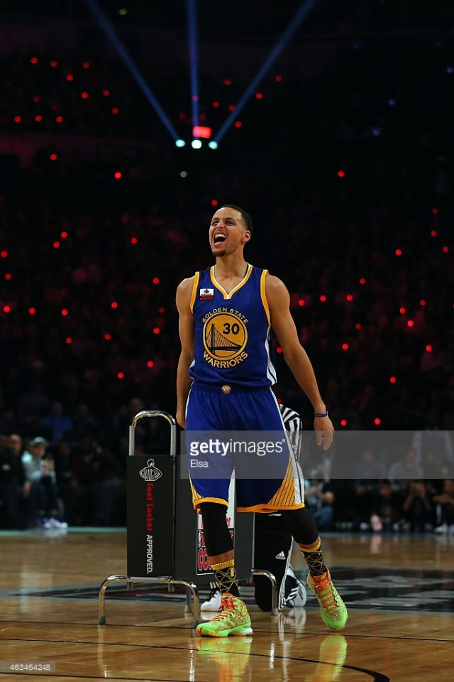 stephen curry 2015 3-point contest 1