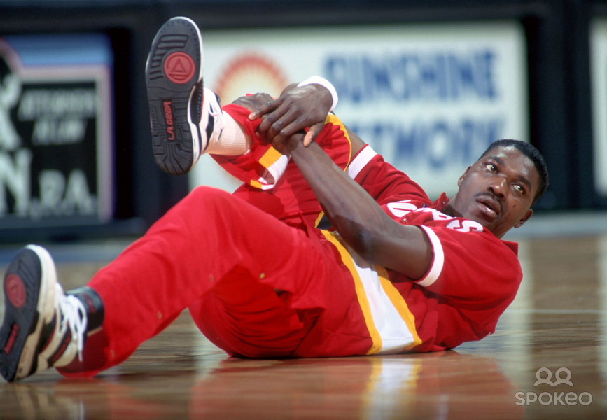 Image result for hakeem olajuwon 1990