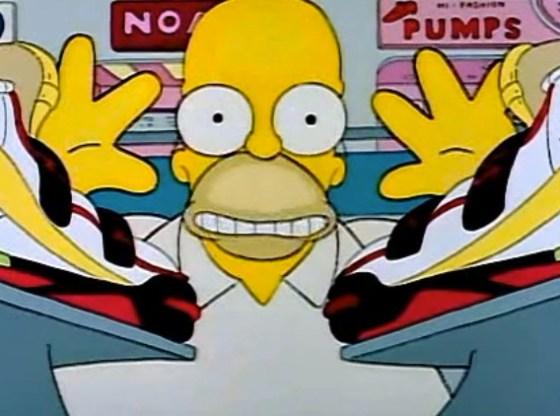 Homer Simpson and Assasins