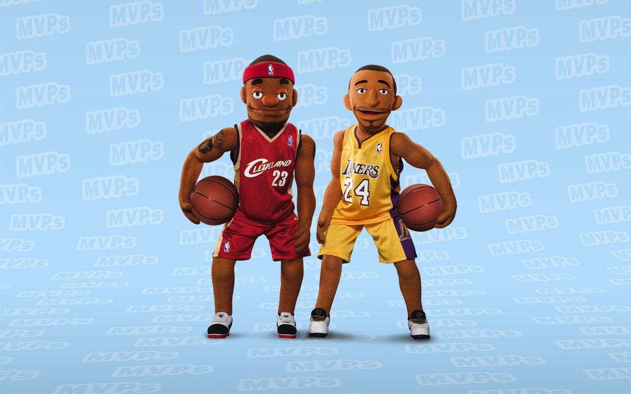 Nike MVPuppets