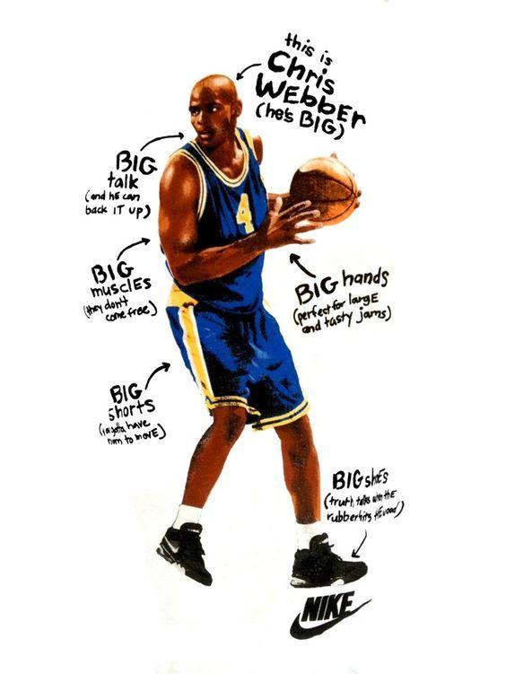 Chris Webber Nike Ad