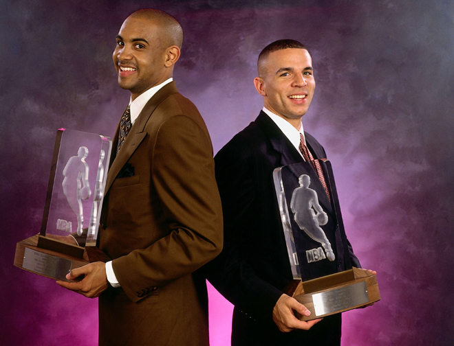 1995 Rookies of the Year