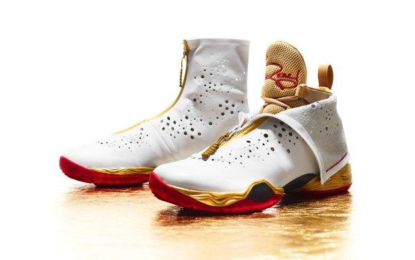 """Ray Allen's Air Jordan XX8 """"Finals"""" P.E."""