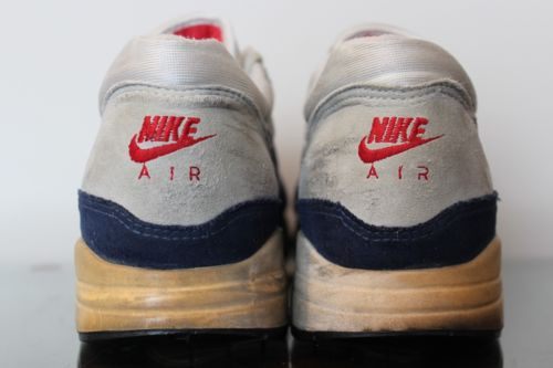 fdcce0d465c Vintage Sneakers - Original Nike Air Max 1 From 1987 - Sneaker History