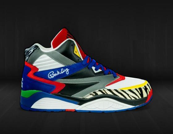 Akoo (T.I. Clothing Brand) x Ewing Sport Lite Sneakers