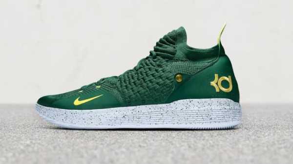 Nike KD 9 'Sonics' Sonics Sneakers