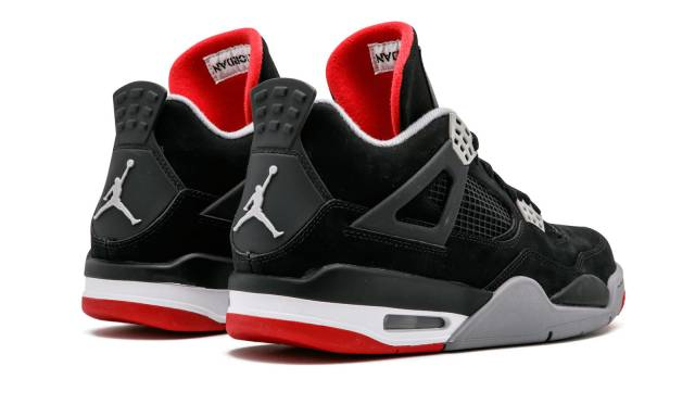 Footwear Abridged: Air Jordan IV 'Bred'