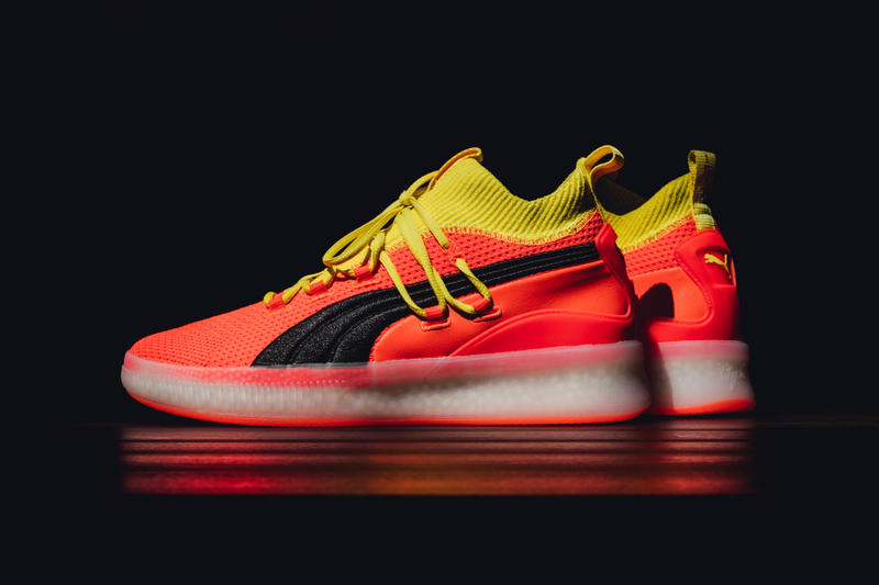 PUMA Clyde Court Hoops
