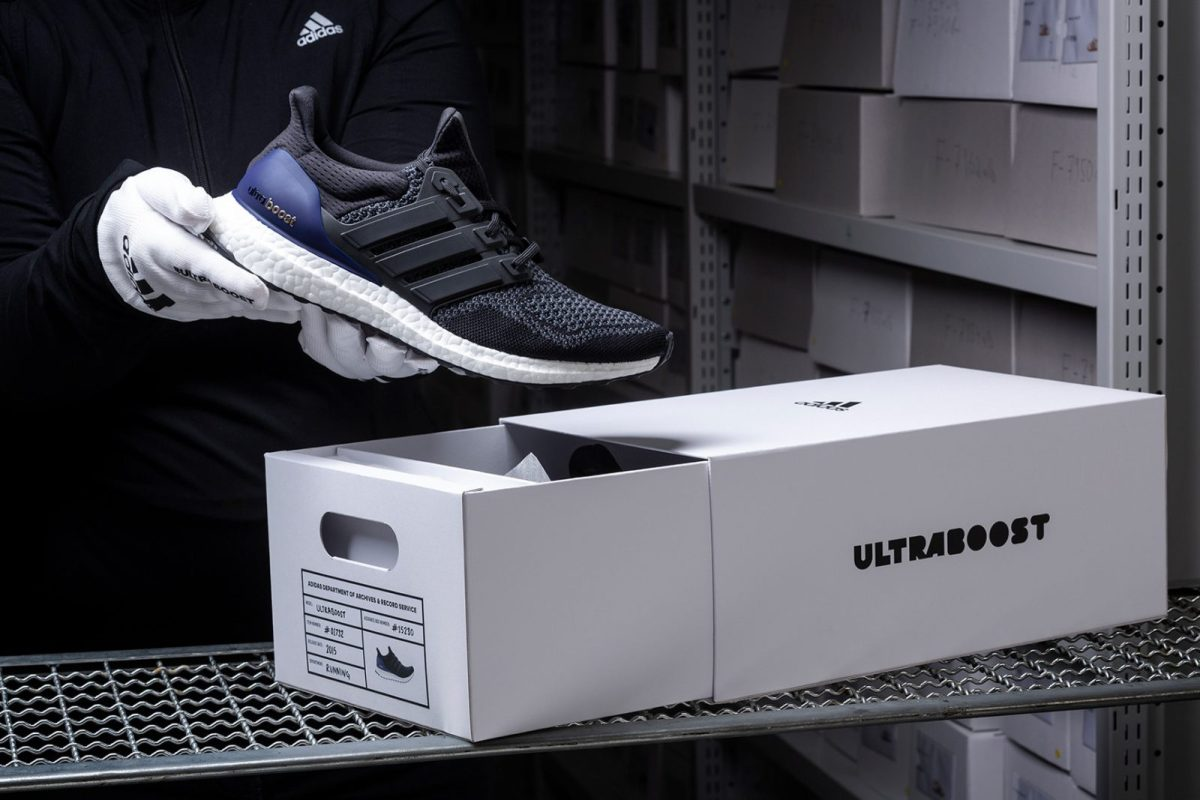 2018 adidas Ultra Boost OG Retro