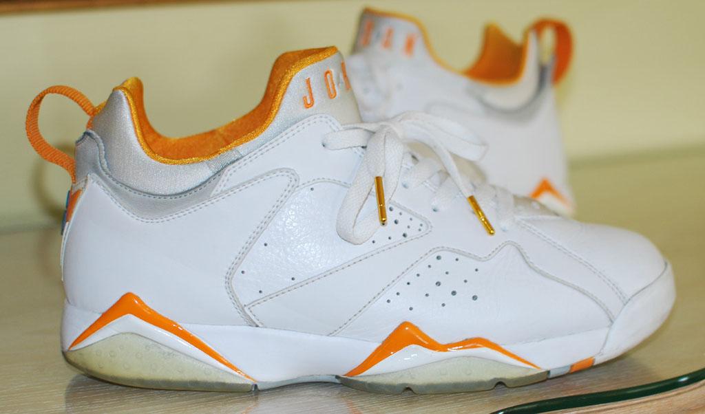 0d5fbfa83ac8 Sample Sunday  Air Jordan 7 Flavors - Sneaker History