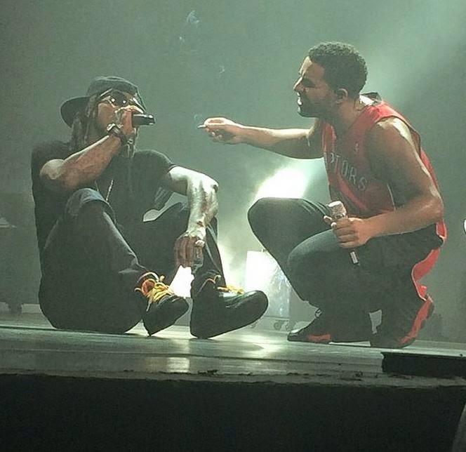 Sample Sunday: Drake VS Lil' Wayne