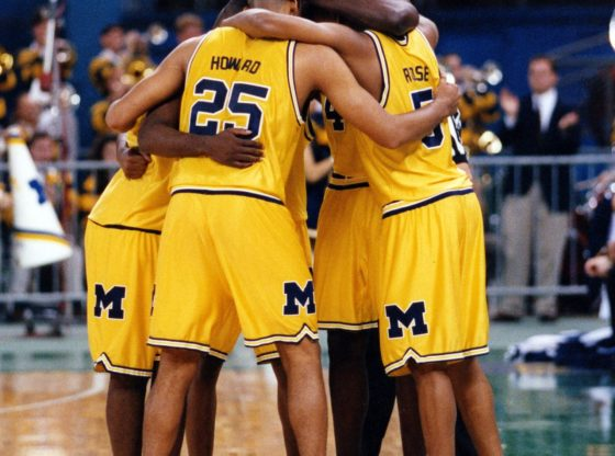 Fab Five - March Madness Sneakers - Sneaker History Podcast
