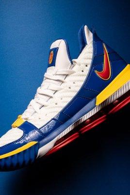 c292787c7f17 Nike LeBron 16 Superman. In Podcast