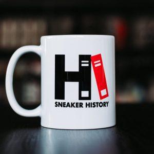 Sneaker History Coffee Mug