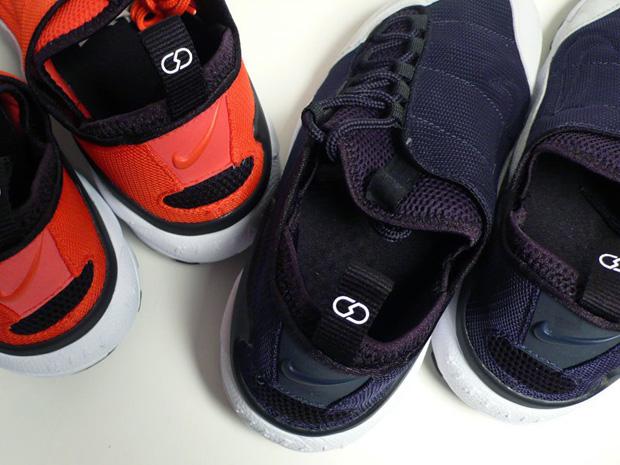 fragment design x Nike Air Footscape (2009)
