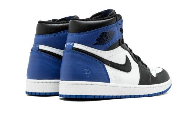 fragment design x Air Jordan 1 (2014)