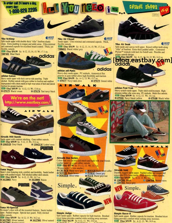 Nike SB: Pre-SB Years