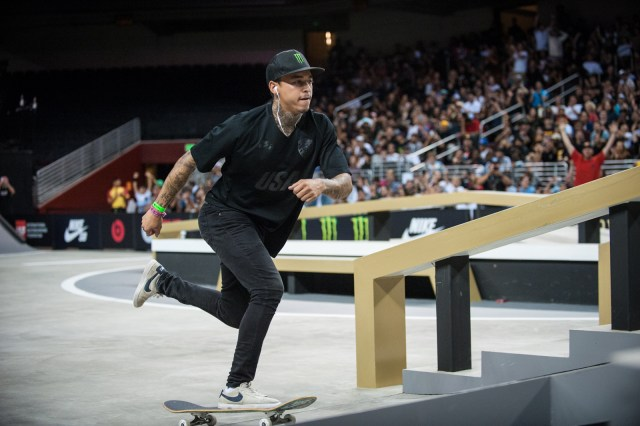 Nike SB: Nyjah Huston