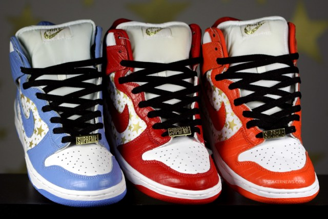 Nike SB: Supreme Dunk High