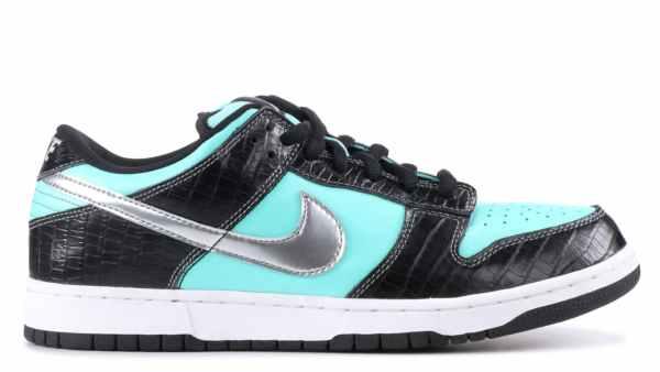Nike SB: The Diamond Dunk