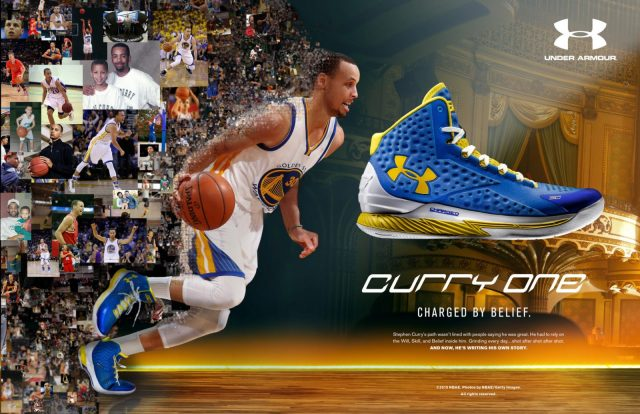 Marketing for the Curry 1