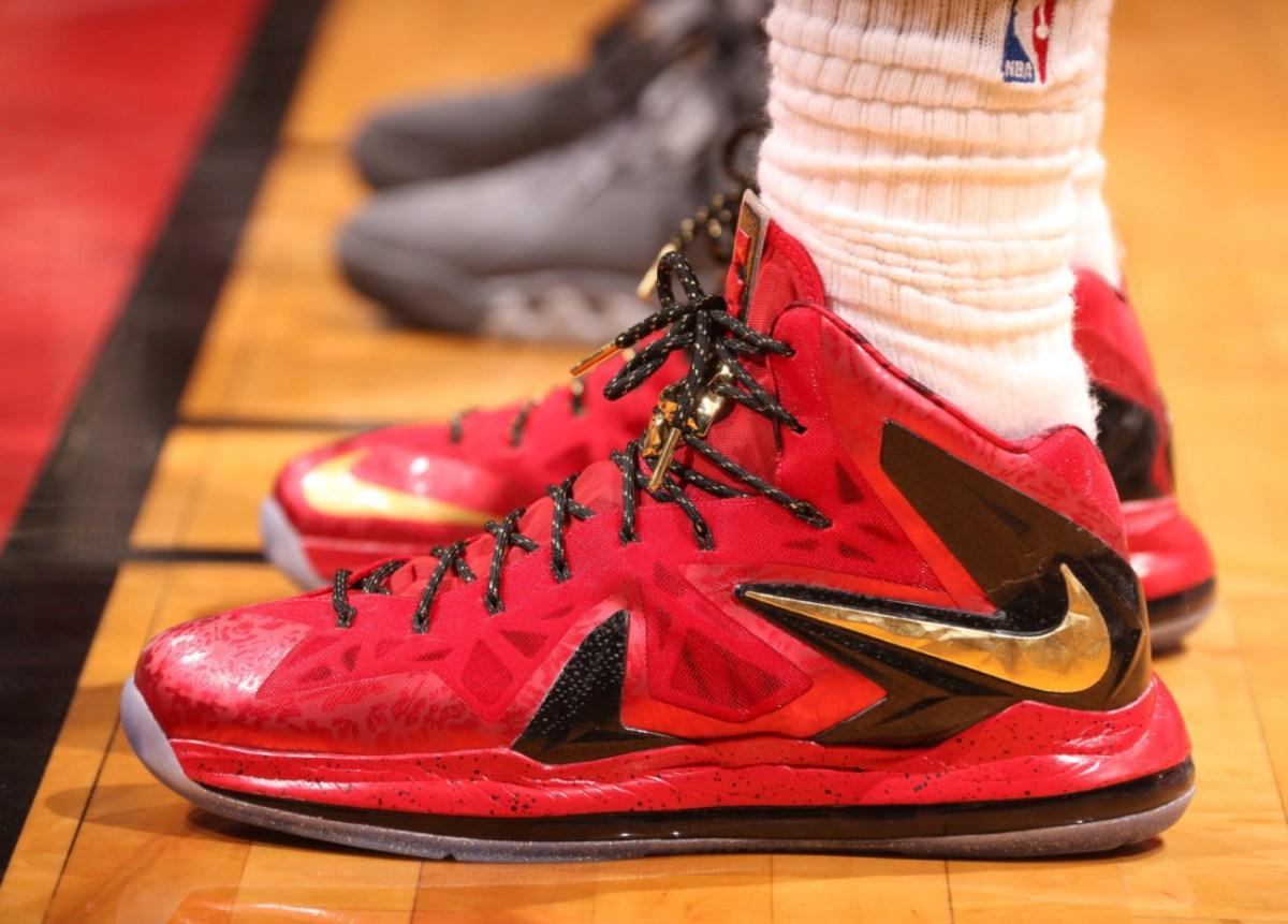 LeBron's Amazing Nike LeBron X Elites