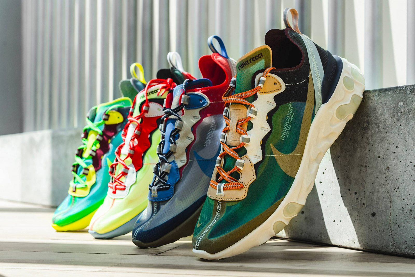 We Love the Nike Air Max 270 React Sneaker History