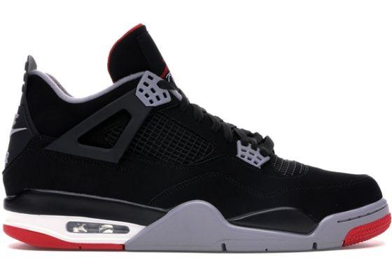 Black Cement Jordan 4