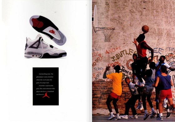 Air Jordan 4 Original Catalog