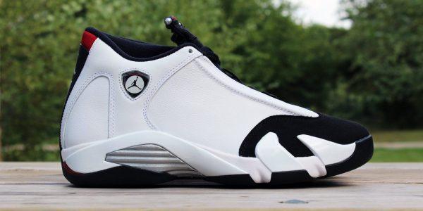 Air Jordan 14 Black Toe