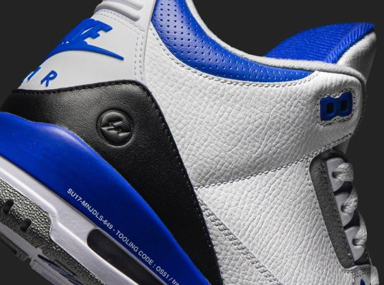 fragment design Jordan 3