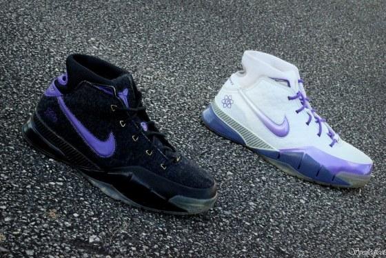 Nike Kobe 1 x NORT and Nike Kobe 1 x Premium Goods