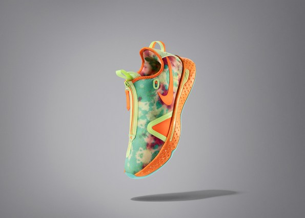 Nike PG4 Gatorade Tie-dye