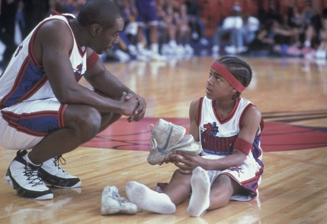 Like Mike: Lil Bow Wow in Nike Blazers (+ Air Jordan 9s)