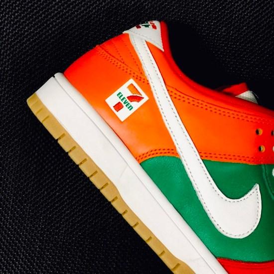 7-11 x Nike SB Dunk