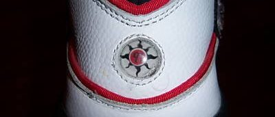 Converse All Star 91 Heel Logo