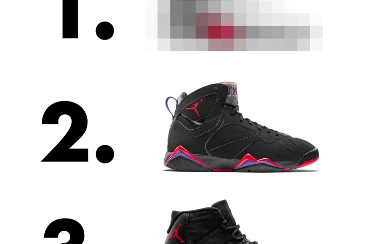Air Jordans Ranked By A Non-Sneakerhead