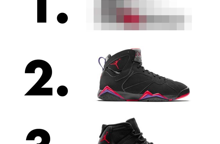 Air Jordans Ranked By A Non-Sneakerhead