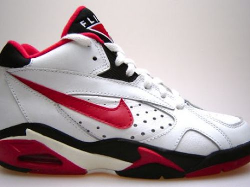 """Bulls"" Nike Air Bound - Scottie Pippen - Chicago Bulls Sneakers"