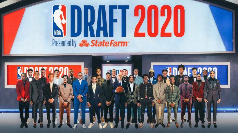 NBA Draft Class 2020