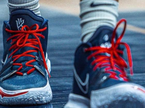 UCONN Huskies Player Exclusive Sneakers