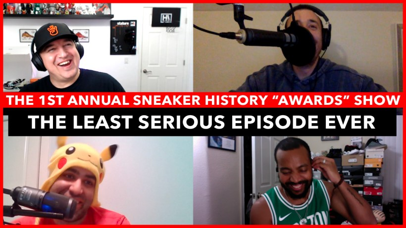 "Sneaker History ""Awards"" Show 2020"