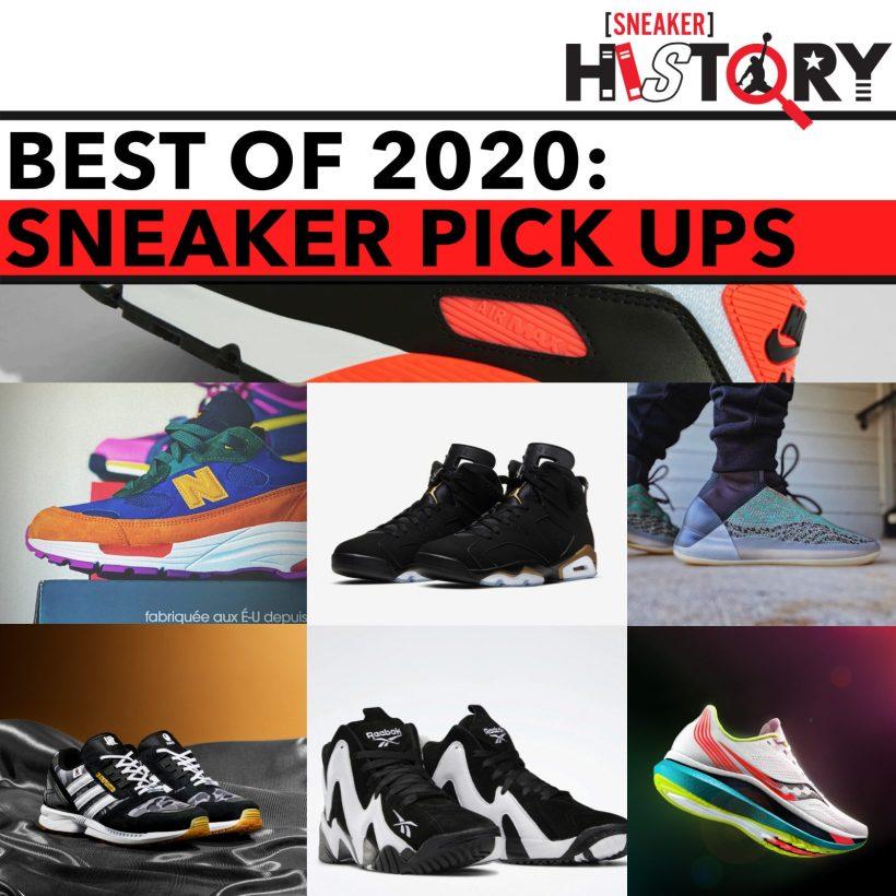 Sneaker History Podcast - Best Pickups of 2020