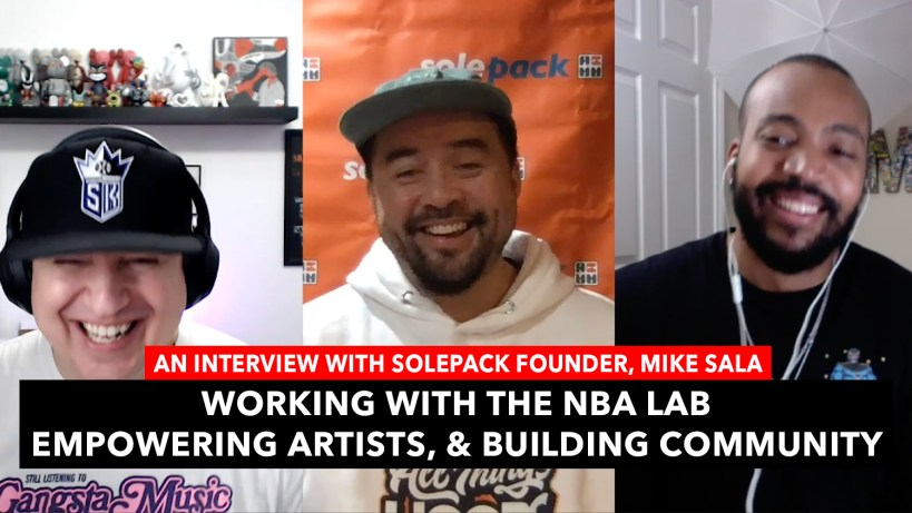 MIke Sala Interview - Solepack
